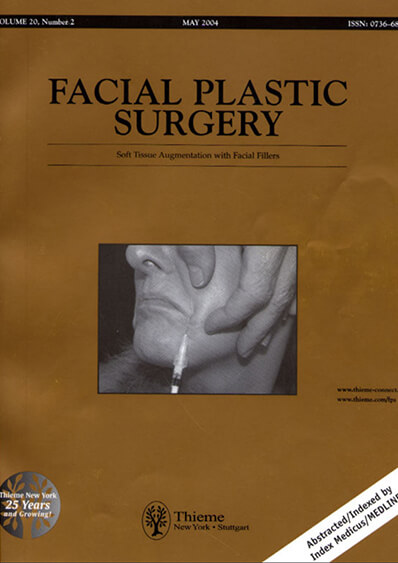 Soft tissue augmentation with facial fillers banner
